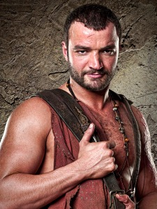 Ashur - Spartacus (Nick Tarabay)